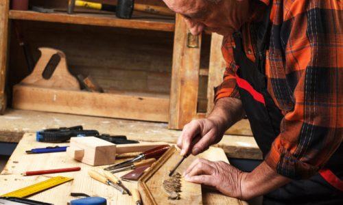 Carpenter-carving-wood
